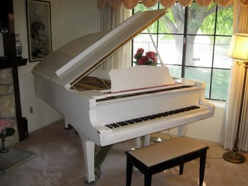 Elvisnews Com Elvis Sessions Piano For Sale Misc